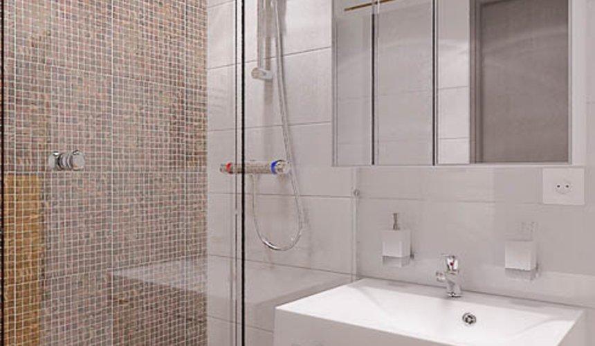 Ремонт и дизайн интерьера ванной по ул. Крауля 68 8