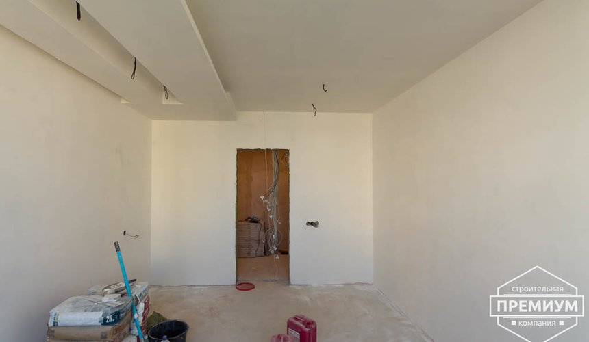 Ремонт и дизайн интерьера четырехкомнатной квартиры по ул. Союзная 2 16