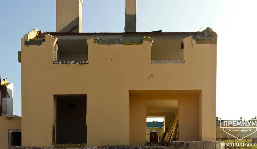 Реконструкция коттеджа в п. Николин Ключ 6