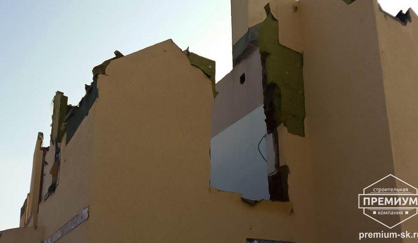 Реконструкция коттеджа в п. Николин Ключ 7
