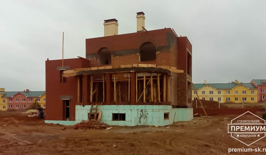 Реконструкция коттеджа в п. Николин Ключ 63