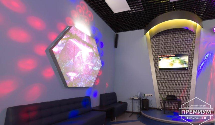 Ремонт Развлекательного центра Старт Трек в ЦУ Пассаж 6