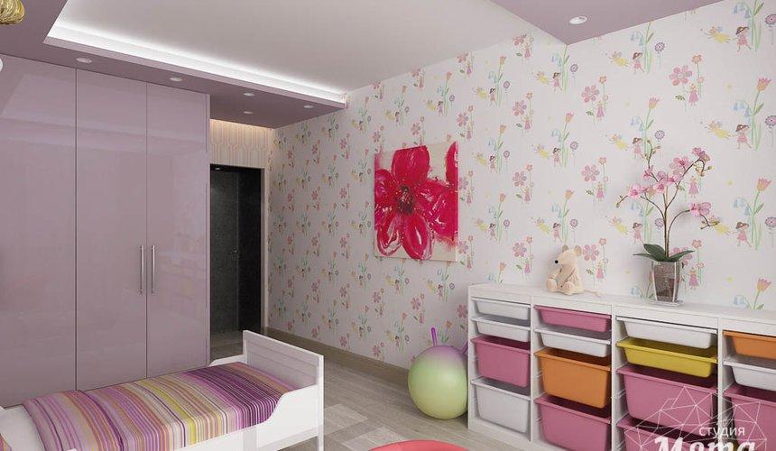 Ремонт и дизайн интерьера четырехкомнатной квартиры по ул. Союзная 2 51