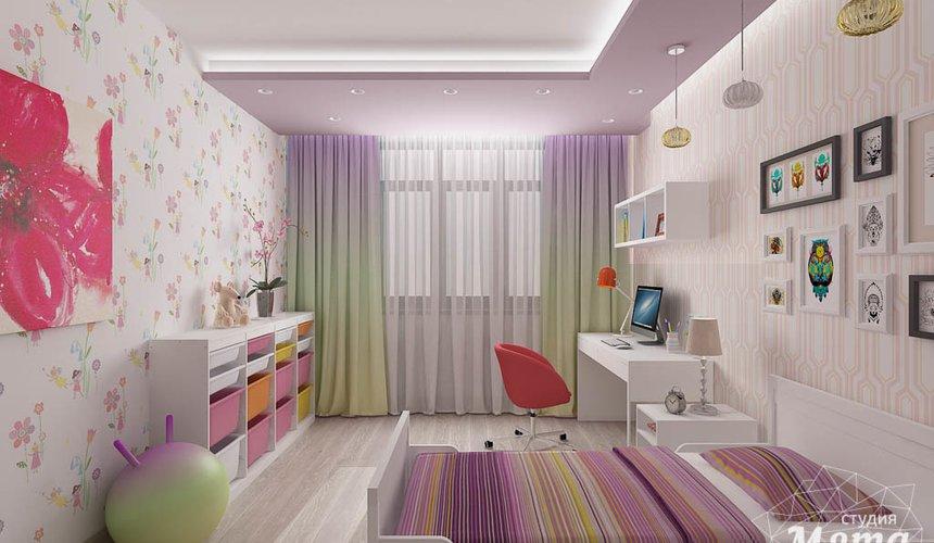 Ремонт и дизайн интерьера четырехкомнатной квартиры по ул. Союзная 2 53