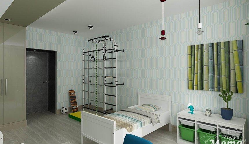 Ремонт и дизайн интерьера четырехкомнатной квартиры по ул. Союзная 2 54