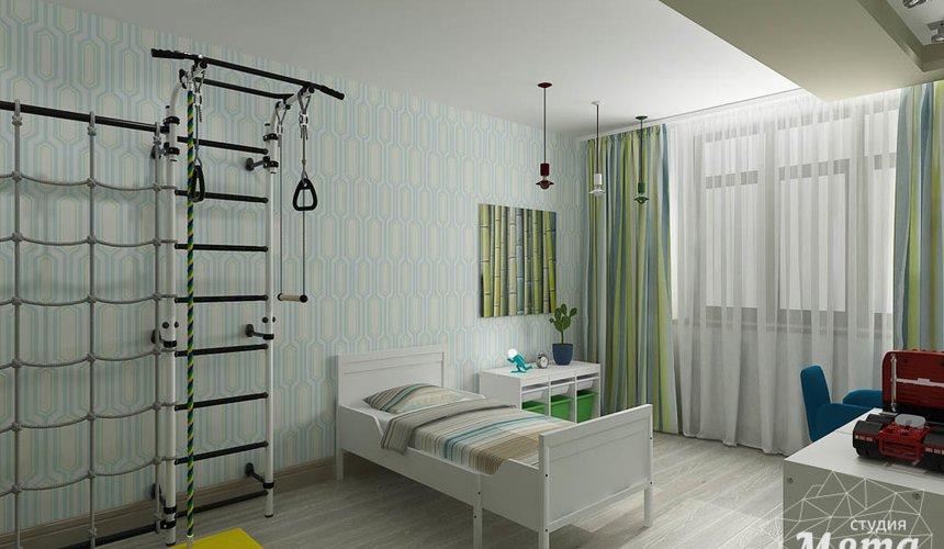 Ремонт и дизайн интерьера четырехкомнатной квартиры по ул. Союзная 2 55