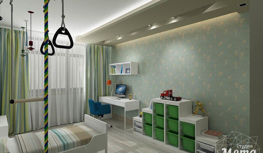 Ремонт и дизайн интерьера четырехкомнатной квартиры по ул. Союзная 2 56