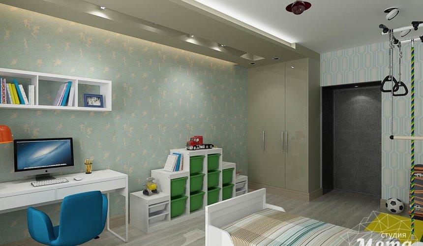 Ремонт и дизайн интерьера четырехкомнатной квартиры по ул. Союзная 2 58