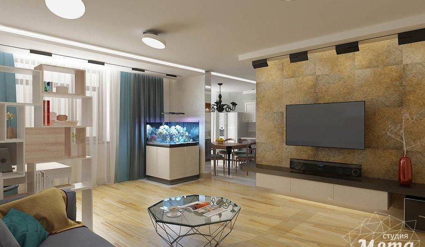 Ремонт и дизайн интерьера четырехкомнатной квартиры по ул. Союзная 2 27