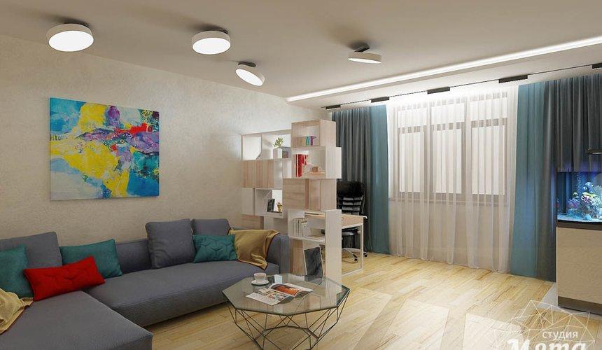 Ремонт и дизайн интерьера четырехкомнатной квартиры по ул. Союзная 2 30