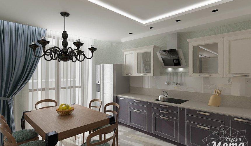 Ремонт и дизайн интерьера четырехкомнатной квартиры по ул. Союзная 2 42
