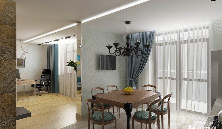 Ремонт и дизайн интерьера четырехкомнатной квартиры по ул. Союзная 2 43
