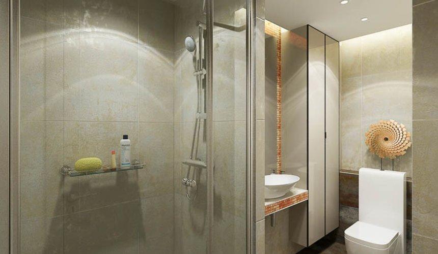 Ремонт и дизайн интерьера четырехкомнатной квартиры по ул. Союзная 2 63
