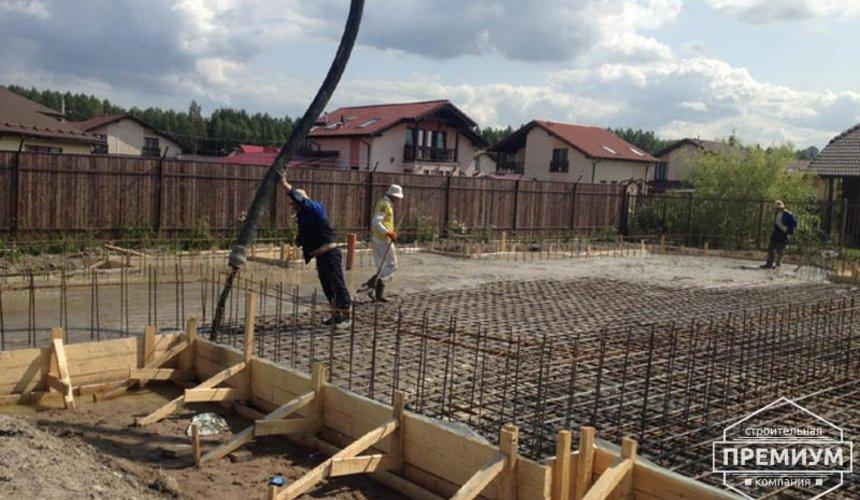 Проектирование и строительство дома из блоков в коттеджном посёлке Новая Россоха 5