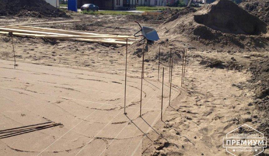 Проектирование и строительство дома из блоков в коттеджном посёлке Новая Россоха 4