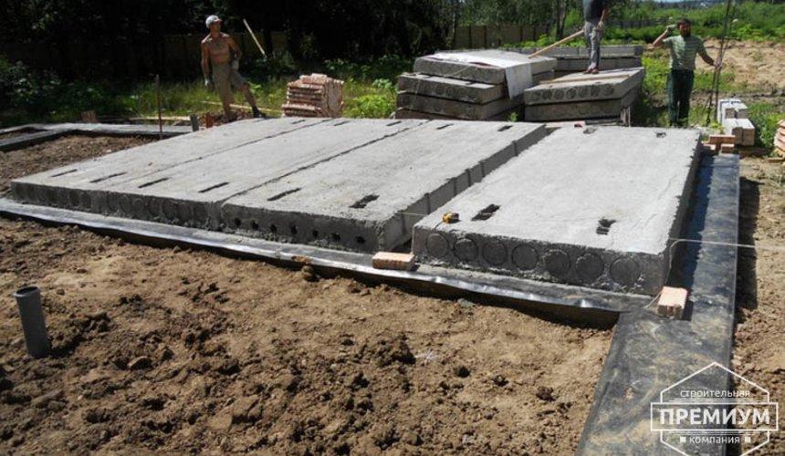Строительство дома из кирпича в п.Сысерть 1