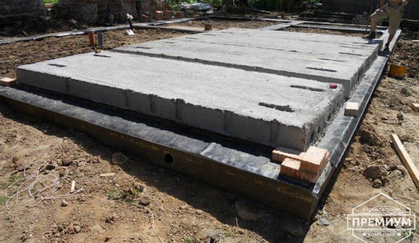 Строительство дома из кирпича в п.Сысерть 3