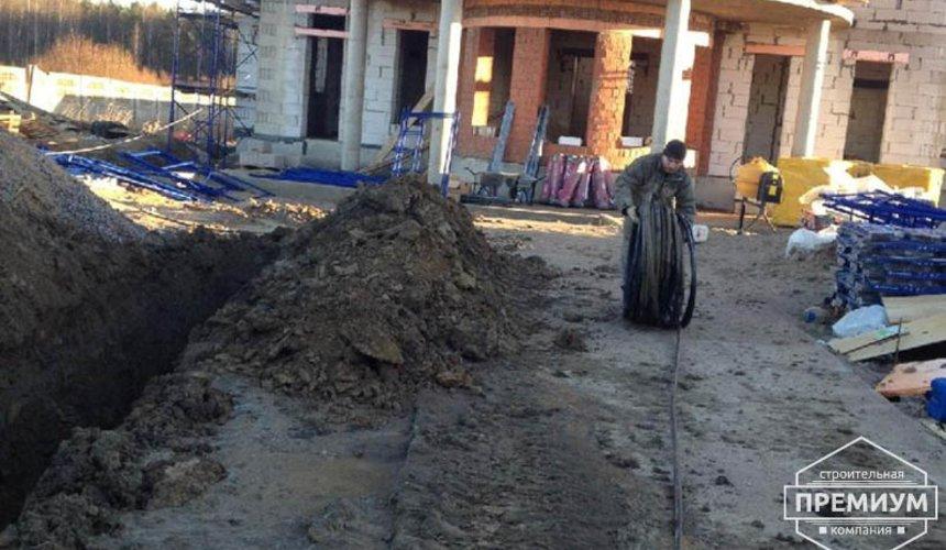 Проектирование и строительство дома из блоков в коттеджном посёлке Новая Россоха 17