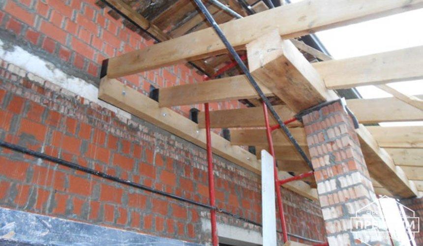 Строительство дома из кирпича в п.Сысерть 80