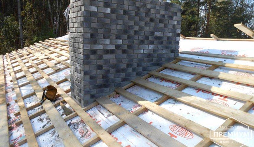 Строительство дома из кирпича в п.Сысерть 88