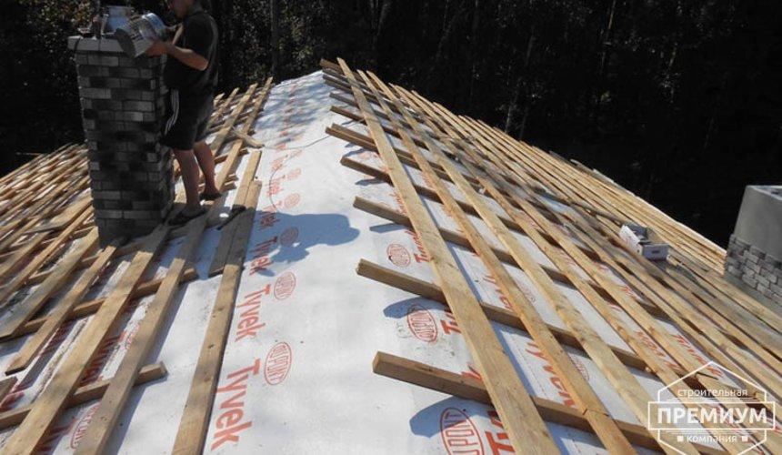Строительство дома из кирпича в п.Сысерть 89