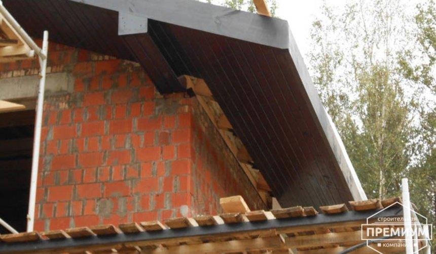 Строительство дома из кирпича в п.Сысерть 96