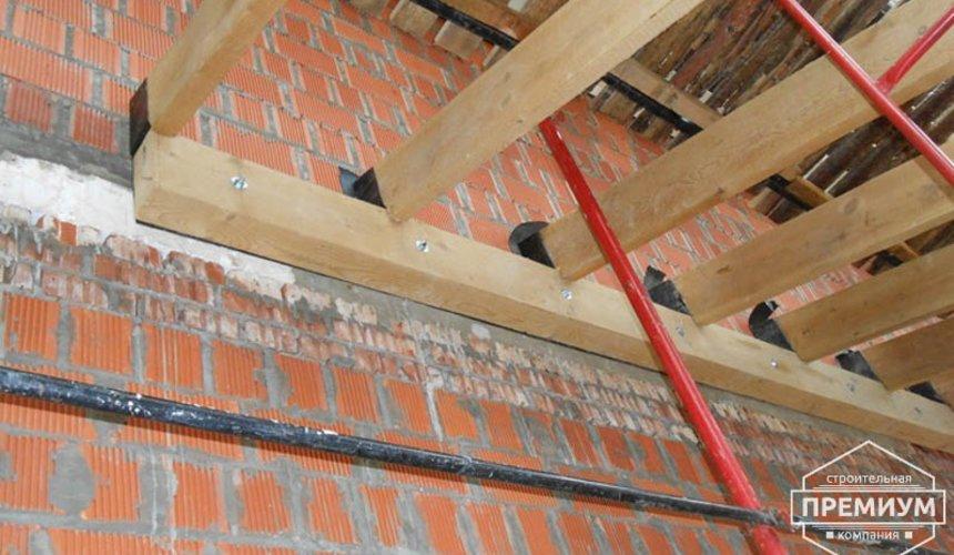 Строительство дома из кирпича в п.Сысерть 97