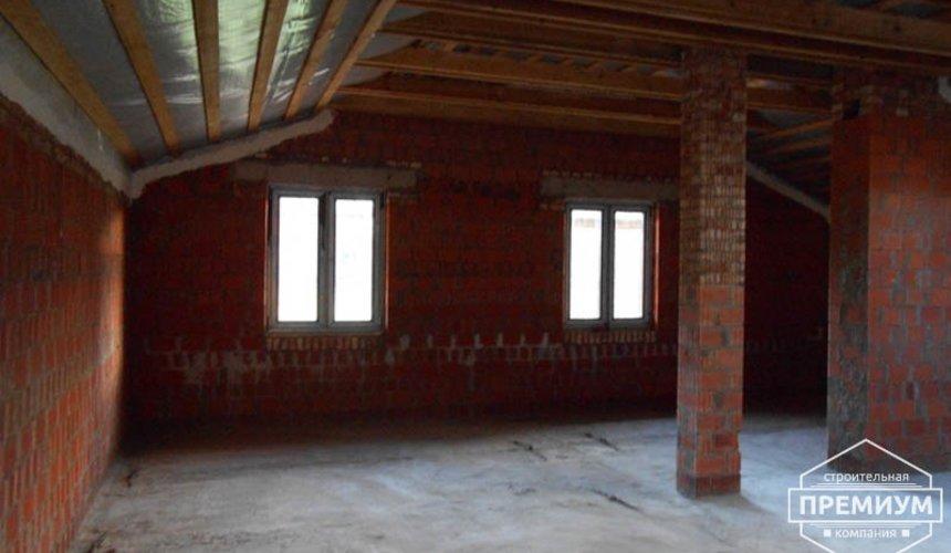 Строительство дома из кирпича в п.Сысерть 98