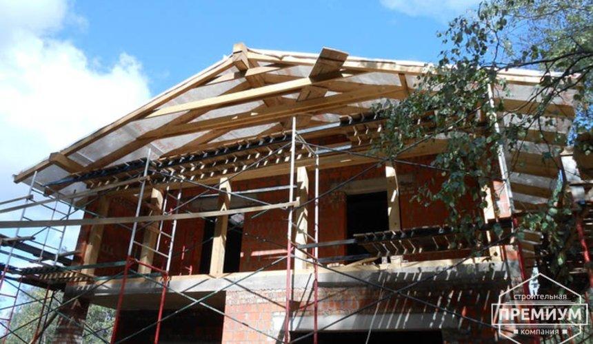 Строительство дома из кирпича в п.Сысерть 103