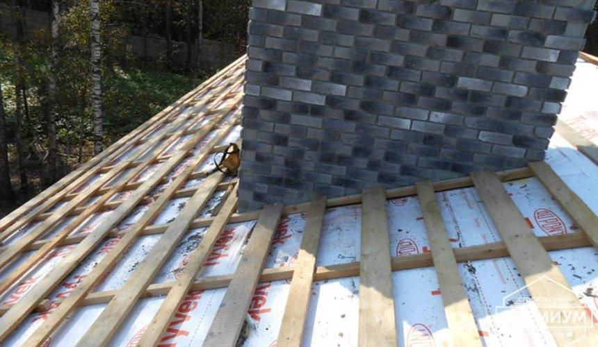 Строительство дома из кирпича в п.Сысерть 105