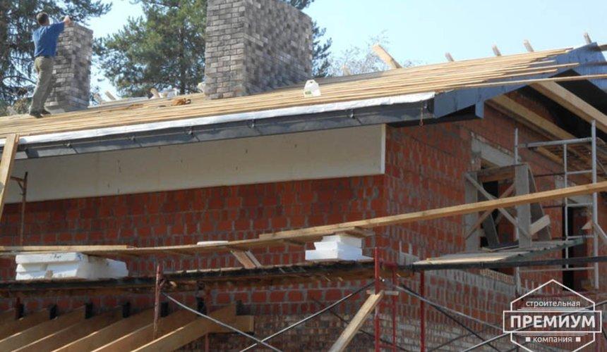 Строительство дома из кирпича в п.Сысерть 108