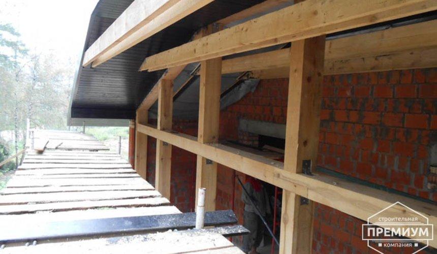 Строительство дома из кирпича в п.Сысерть 110