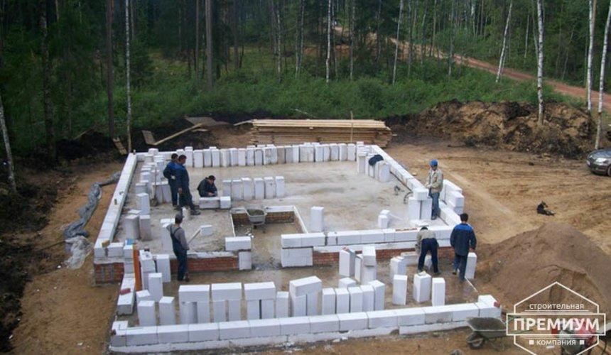 Проектирование и строительство дома из блоков в п.Верхняя Сысерть 17