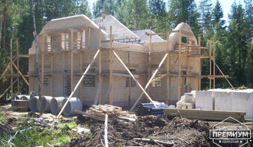Проектирование и строительство дома из блоков в Сысерти 21