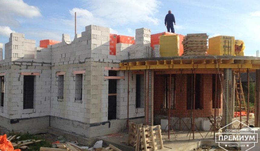 Проектирование и строительство дома из блоков в коттеджном посёлке Новая Россоха 19