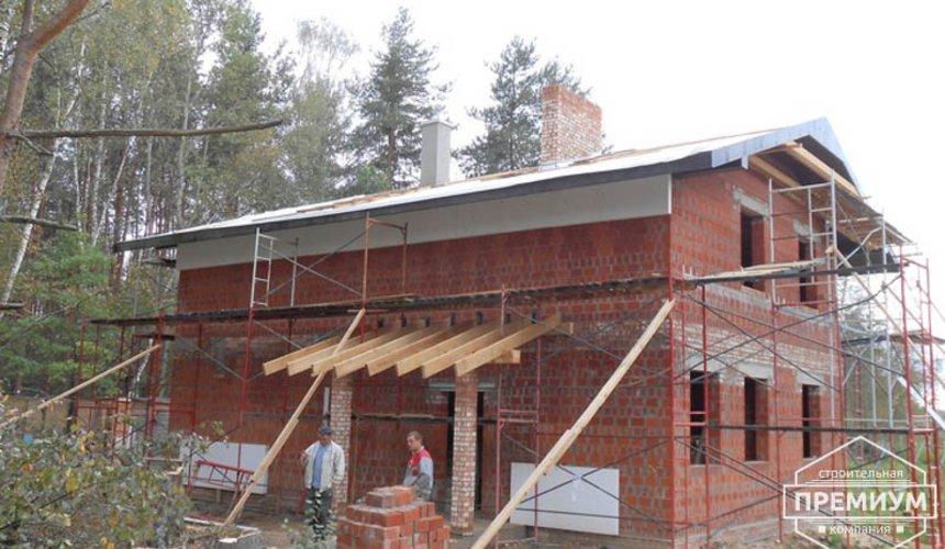 Строительство дома из кирпича в п.Сысерть 117