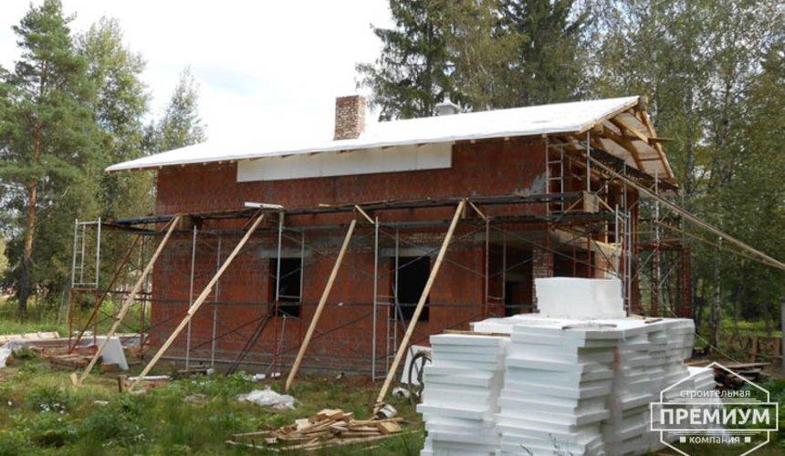 Строительство дома из кирпича в п.Сысерть 119