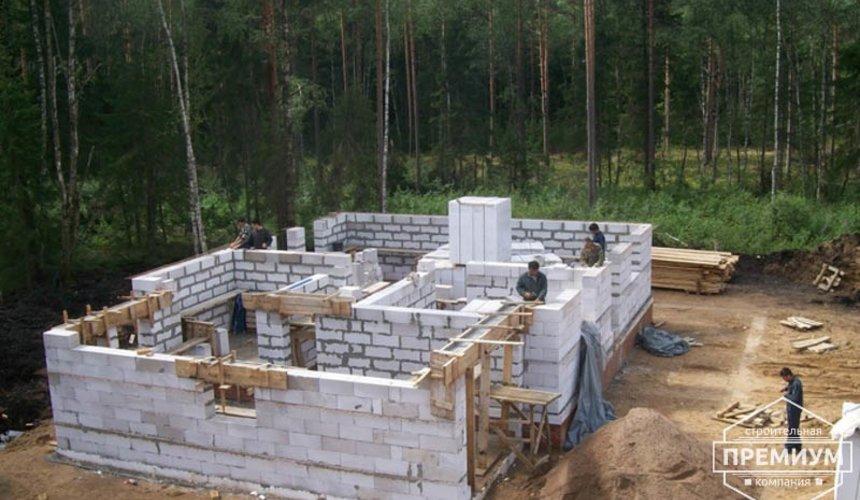 Проектирование и строительство дома из блоков в п.Верхняя Сысерть 18