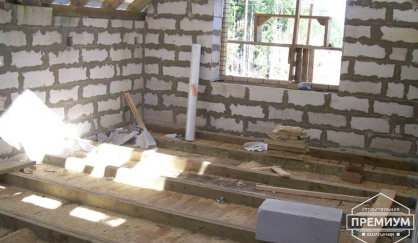 Проектирование и строительство дома из блоков в Сысерти 23