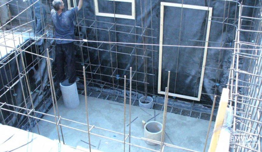 Строительство каркасного дома в коттеджном посёлке Александрия 17
