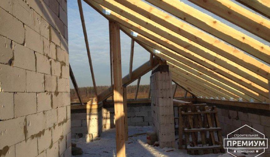 Проектирование и строительство дома из блоков в коттеджном посёлке Новая Россоха 21