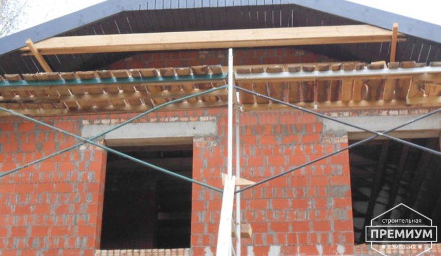 Строительство дома из кирпича в п.Сысерть 124