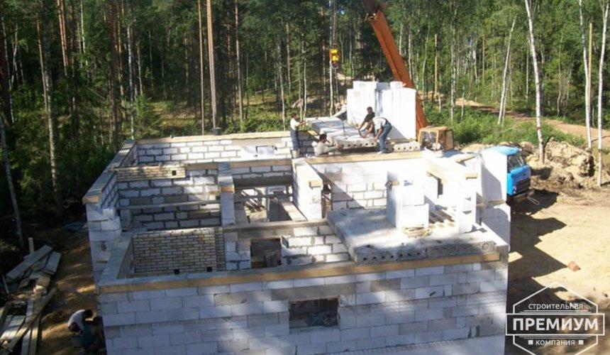Проектирование и строительство дома из блоков в п.Верхняя Сысерть 19