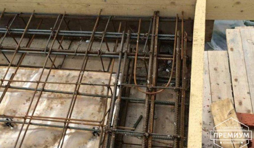 Строительство дома из блоков в коттеджном посёлке Алые паруса 22