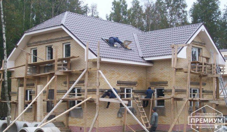 Проектирование и строительство дома из блоков в Сысерти 2