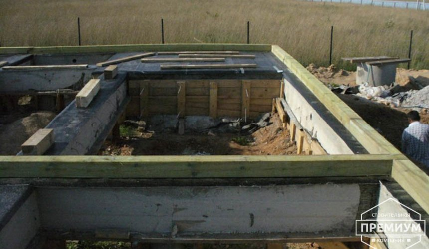 Строительство каркасного дома в коттеджном посёлке Александрия 21