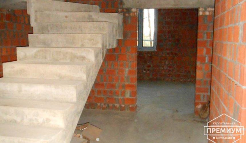 Строительство дома из кирпича в п.Сысерть 139