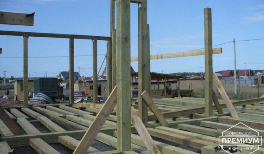 Строительство каркасного дома в коттеджном посёлке Александрия 22