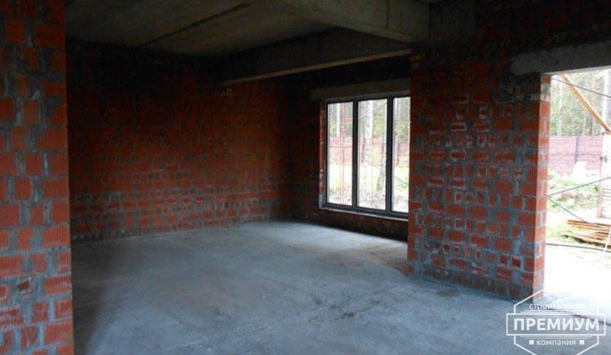 Строительство дома из кирпича в п.Сысерть 142