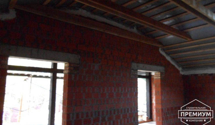 Строительство дома из кирпича в п.Сысерть 143